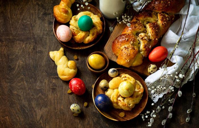 Zdrowa dieta w czasie Świąt Wielkanocnych