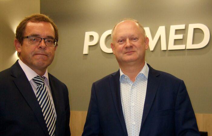 Zarząd POLMED zapowiada akwizycje