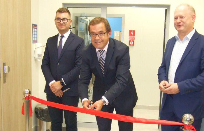 Otwarcie Centrum Medycznego POLMED w Tczewie
